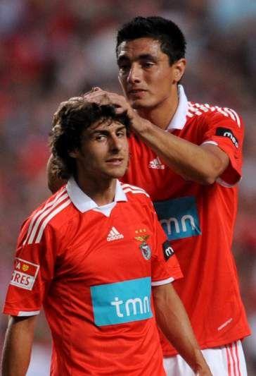 Benfica: Adeus Cardozo