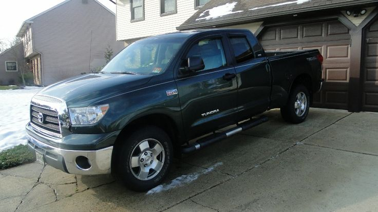 Used 2008 Toyota Tundra for Sale ($24,000) at Mt Laurel, NJ