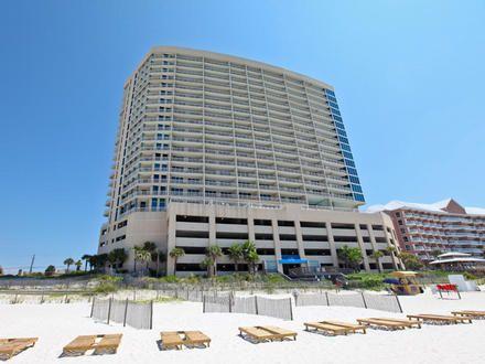Palazzo Condos Panama City Beach - directly on the beach #PCBPOV