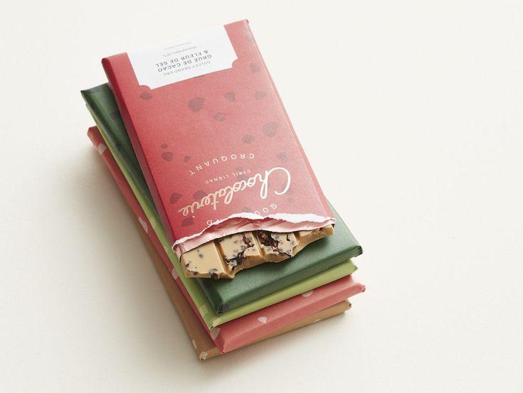 La Chocolaterie Cyril Lignac, une ode au chocolat (tablettes) #dessertchocolat