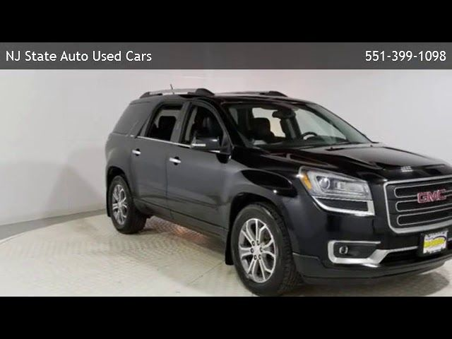 2016 Gmc Acadia Awd 4dr Slt W Slt 1 Jersey City Nj Awd