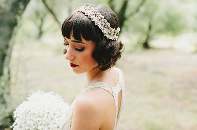 5 Hairstyles For Short Hair Erin Rose: 125 Best Diy Headpiece Images On Pinterest