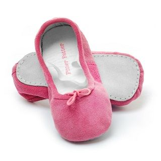 Pitter Patter Shoes Amelie - $34.95 - The first steps your baby takes are precious; and as they learn to crawl, walk and explore the world, it is important for your baby to wear the right shoes. #sweetcreations #baby #girls #shoes #ballet #leather #suede #PitterPatter