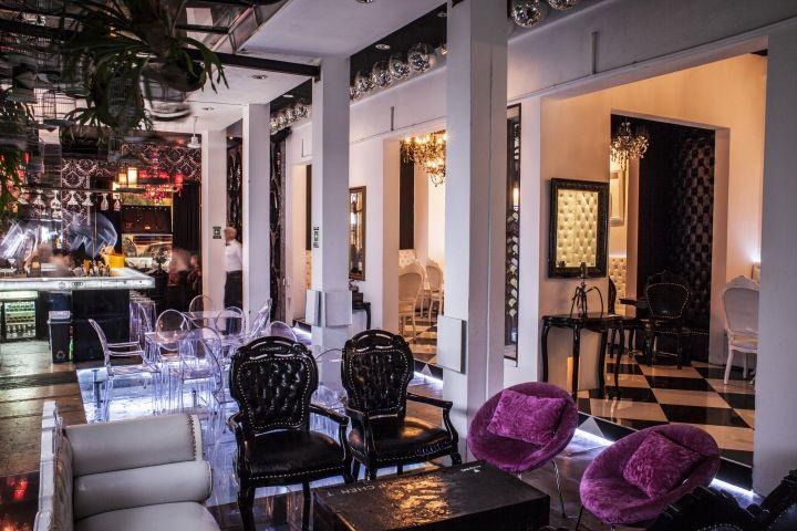 Roset Restaurant by Eduardo Márquez, Cali – Colombia