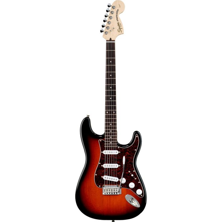 Squier Standard Stratocaster RW AB