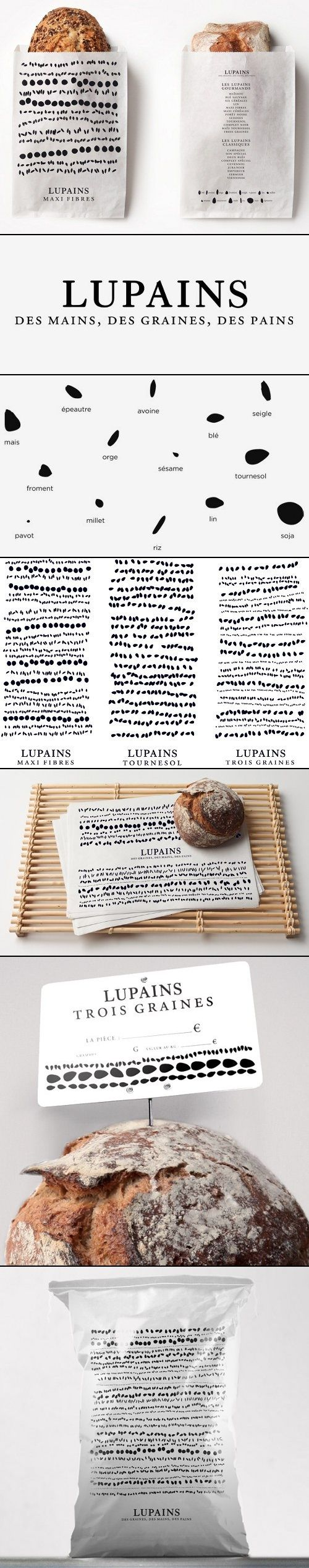 Lupains by Les Bon Faiseurs and  http://www.thedieline.com/blog/2013/10/28/lupains.html