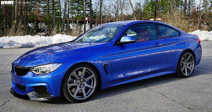 Lithia Hyundai Fresno >> VMR V706 | BMW F32 435i | VMRWheels.com | Nissan sentra, Nissan, Cars