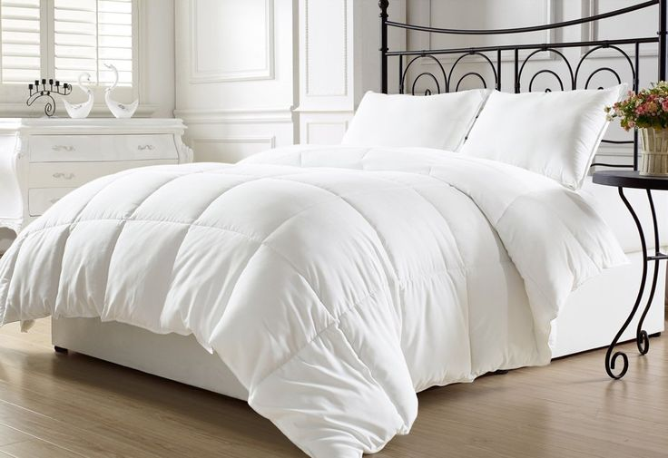 great price - twin duvet inserts $23 - Amazon.com - KingLinen® White Down Alternative Comforter Duvet Insert Twin -