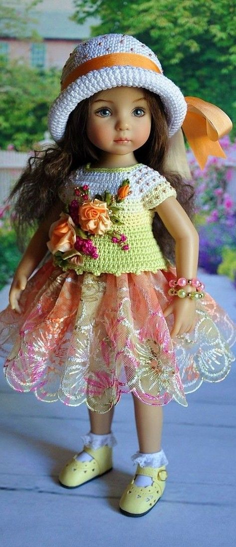 Clothes for Little Darling Doll~Effner