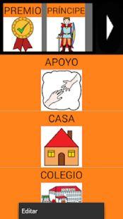 CPA: Comunicador Personal Adpatable. España 2003