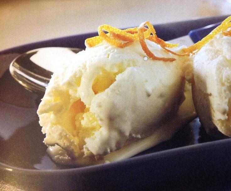 Rezept Zitroneneis von Lockeboemmel - Rezept der Kategorie Desserts