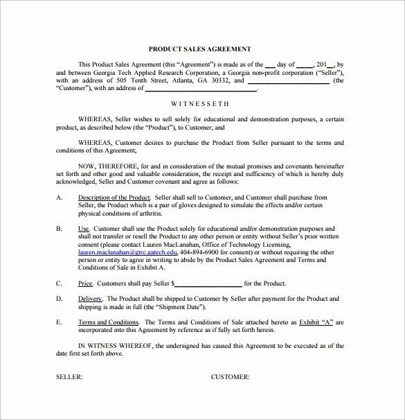 Purchase Agreement Template Word Unique Sales Agreement 10 Download Free Documents In Word Pdf Contract Template Cv Template Word Editable Lesson Plan Template