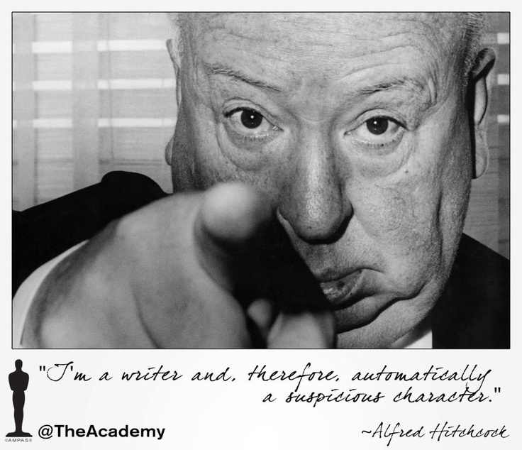 Alfred Hitchcock Quotes: 33 Best Famous Quotes From Artists Images On Pinterest