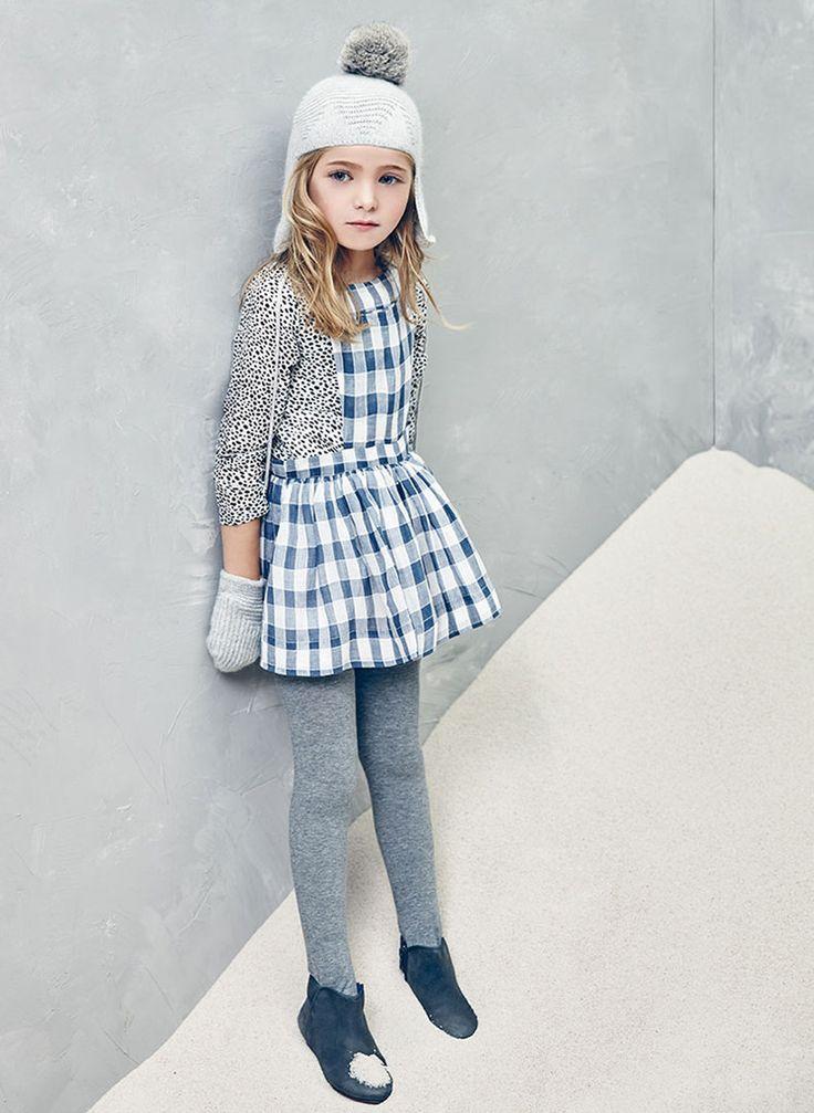 Nellystella Ella Dress in Checker – The Girls @ Los Altos