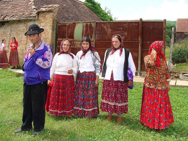 April 8 – International Romani Day