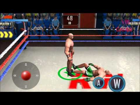 WWF Fight Android Gameplay