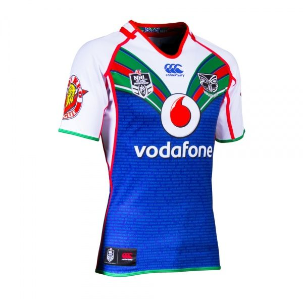 warriors rugby league jersey - Google Search