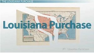 Thomas Jefferson's Presidency  They (Lewis and Clark)were the first to explore the territory of the Louisiana purchase