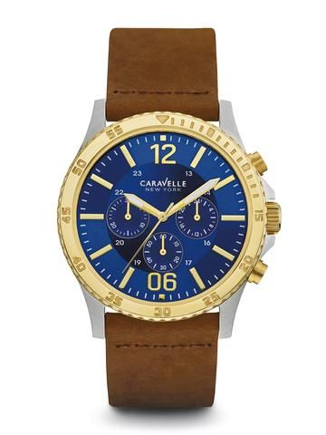 Caravelle New York Men's 45A135 Watch