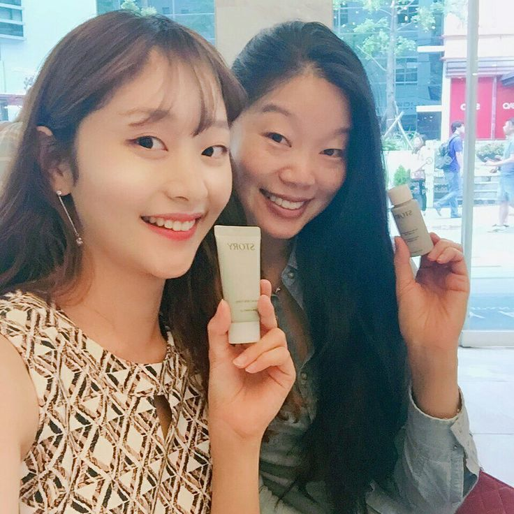 Story Seoul Skincare is exploring Gangnam, Seoul for the afternoon.