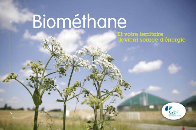 Biomethane 2015, l'énergie de nos déchets