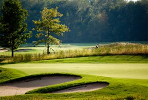 Kingston Heath Golf Course, Melbourne