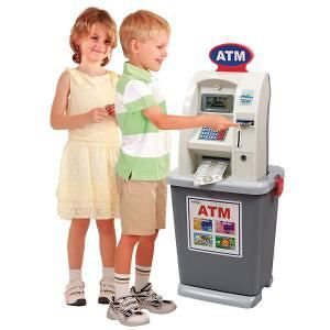 My First ATM with Debit Card