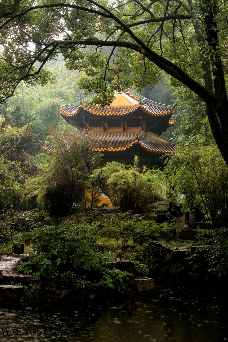 poetry pavilion, hunan university, changsha, china | travel destinations in east asia #wanderlust