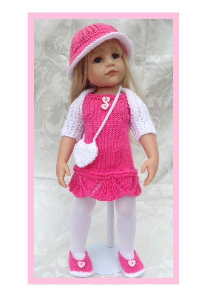 The 931 best Knitting . . . Toys and Dolls Clothes images on ...