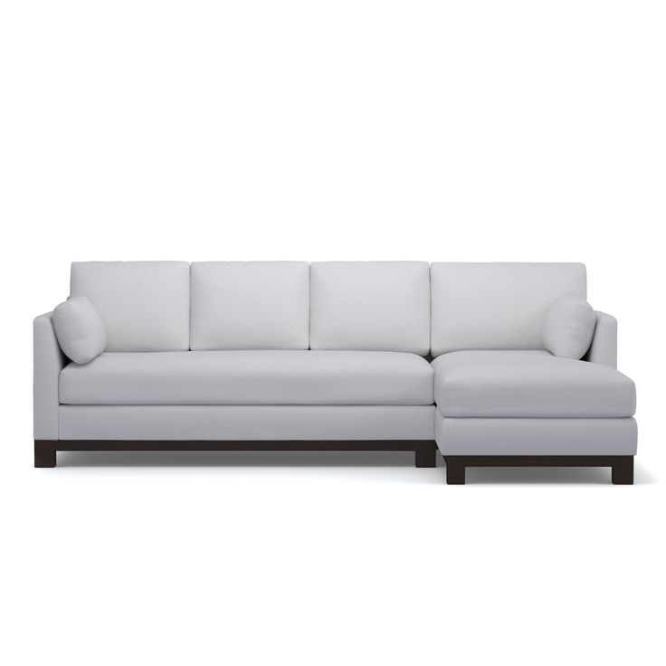 Apartment Size Sofa With Chaise Image Of Small Sleeper Sofa With