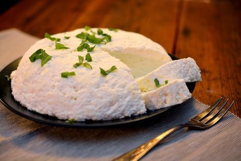 Perinneruokaa prkl!: Luukku 16: Piimäjuusto