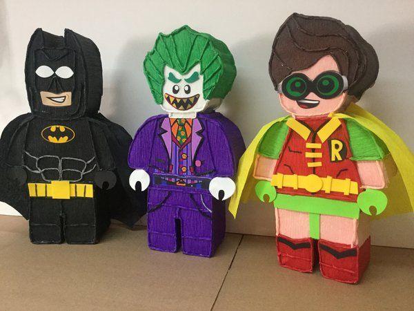 Best 25+ Batman pinata ideas on Pinterest   Lego batman ...