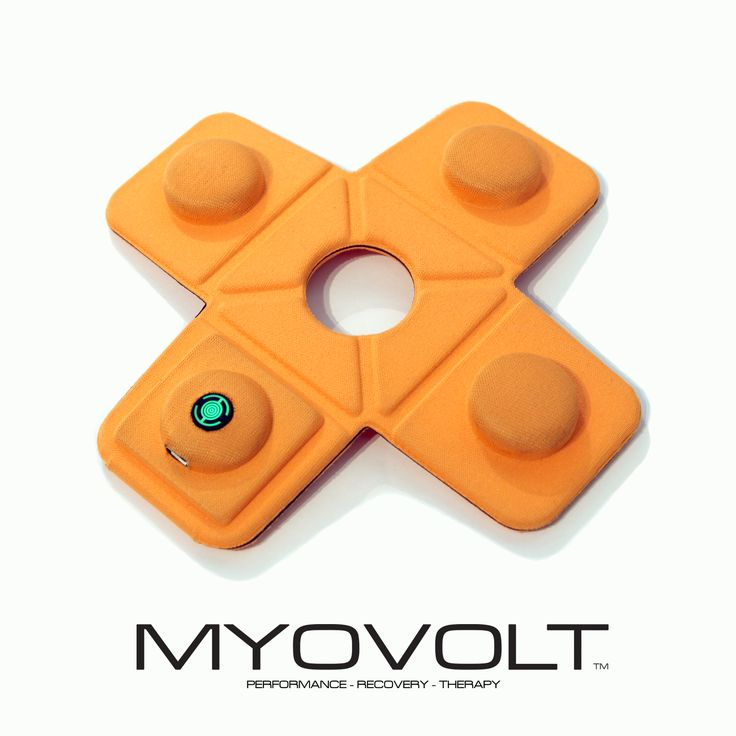 MYOVOLT™ l MYOVOLT delivers this vibration energy directly to the target muscle and joint areas in a wearable format. This make it suitable for a wide range of sports activities.