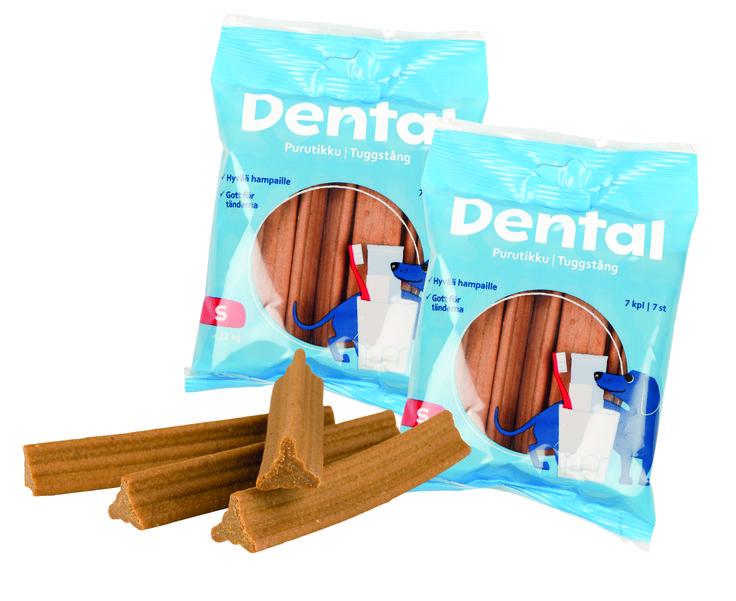 Dental Purutikut ota 2 maksa 1, tarjoamme edullisimman. Esim. 2 kpl Dental Purutikkupussit, S-koko 2,90 € Norm. yht. 5,80 €. MUSTI JA MIRRI, E-taso