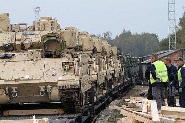 Враг у ворот: Танки США на расстоянии блицкрига от Москвы