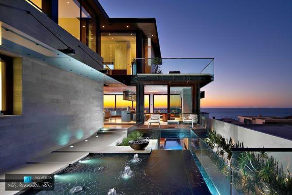 Luxus Villa mit atemberaubendem Design