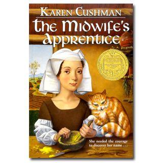 http://childrensbookalmanac.com/2011/01/the-midwife's-apprentice/