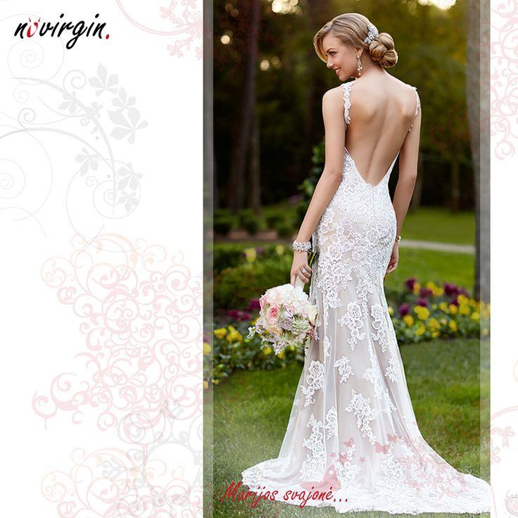 Marijos vestuvinė suknelė / Wedding dress for Marija