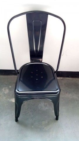 Black Bistro Chair - INM004 - Industrial Furniture