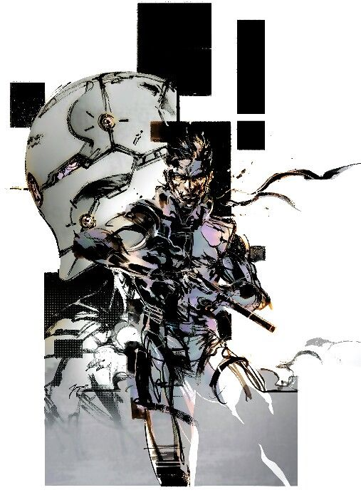 78 Best images about Metal Gear Solid on Pinterest ...