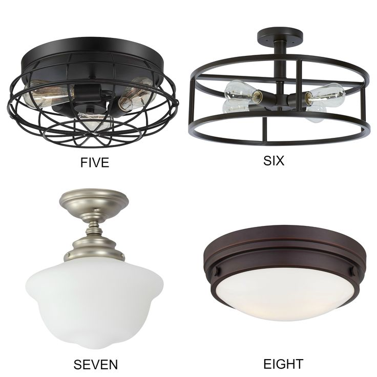 8 Flush Mount Kitchen Lighting Fixture Ideas That Will Add Farmhouse Style To Your Space