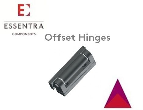 Offset Hinges Offset Hinges is a perfect choice for door fixtures where widened doorway is required