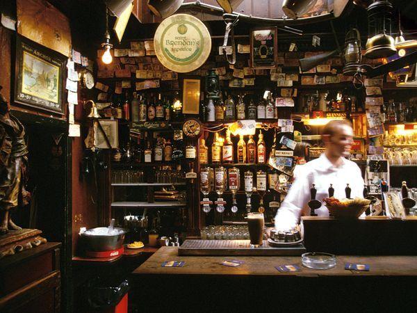 The Brazen Head:  Purportedly Ireland's Oldest Pub | Dublin