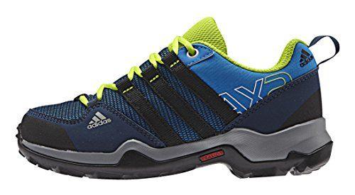 adidas AX2 CP, Unisex-Kinder Trekking- & Wanderstiefel, Blau (Shock Blue S16/Core Black/Semi Solar Slime), 28 EU (10.5 Kinder UK) - http://on-line-kaufen.de/adidas/28-eu-adidas-unisex-kinder-ax2-cp-trekking-2