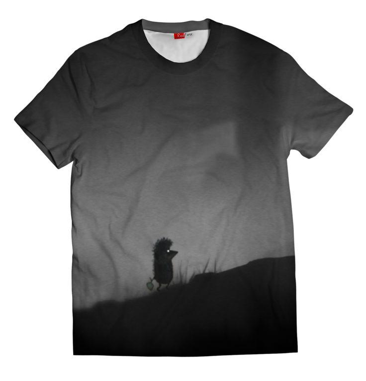 T Shirt Hedgehog in the Fog 2014