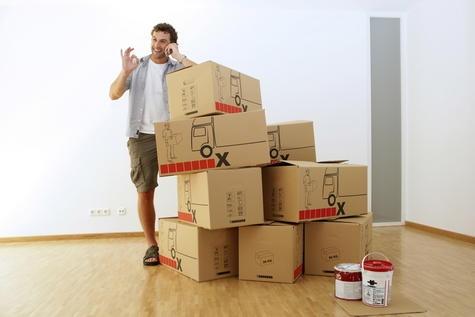 Unser Umzugsratgeber gibts Tipps zum Thema Umzugskartons und Verpackungsmaterial. #Wohnen #Tipps