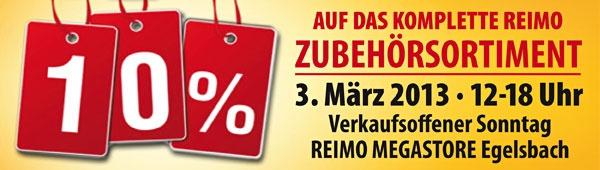Verkaufsoffener Sonntag bei Reimo am 3. März! - http://blog.reimo.com/verkaufsoffener-sonntag-in-egelsbach-am-3-marz/