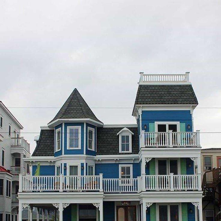 Home Design and Decor , Victorian Balcony Designs : Painted White Rails Victorian Balcony Designs