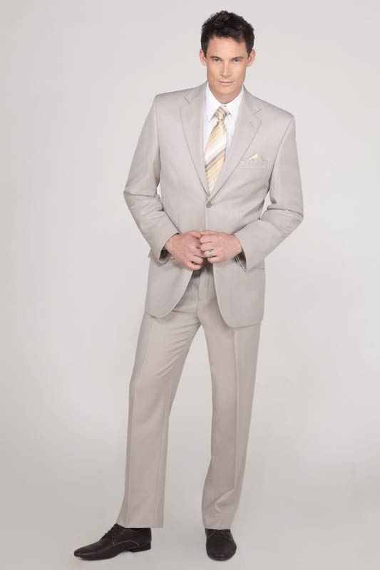 Groom and Best Man\'s Suit (Bondi) - will be 3 piece suit with off ...