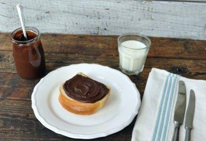 Házi nutella Gréti konyhájából   NOSALTY – receptek képekkel